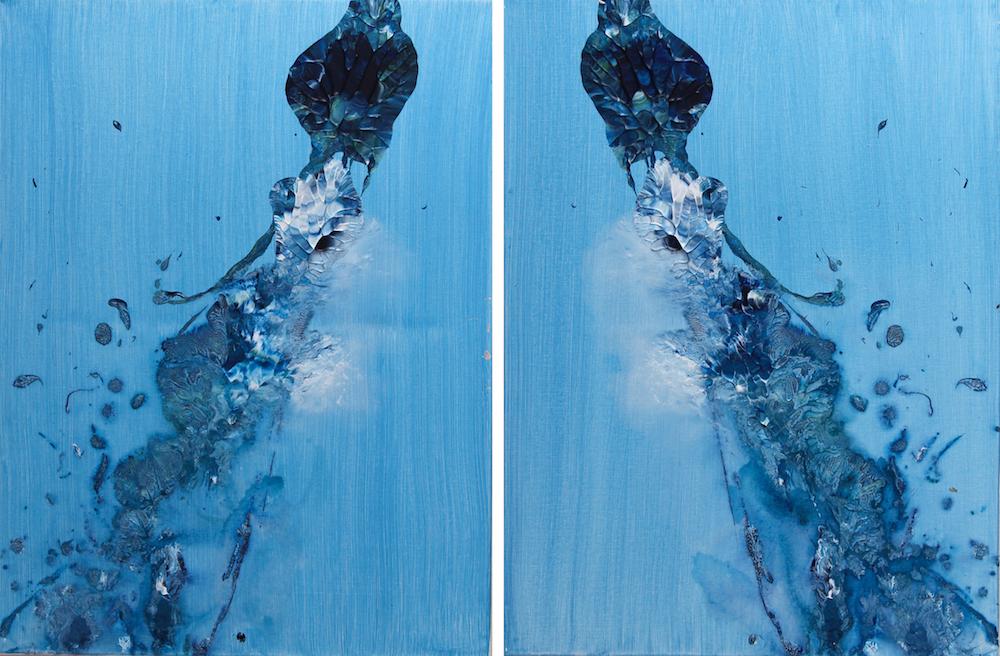 Aurora Original Acrylic Art Canvas Paintings