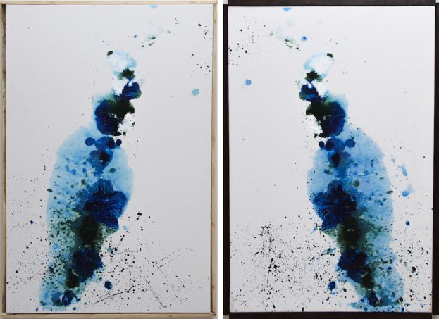 Leo & Miranda Acrylic Art Canvas Paintings