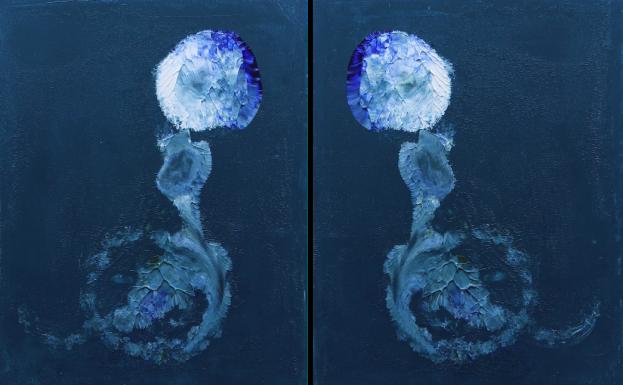 Pictor & Pisces Original Acrylic Art Canvas Paintings