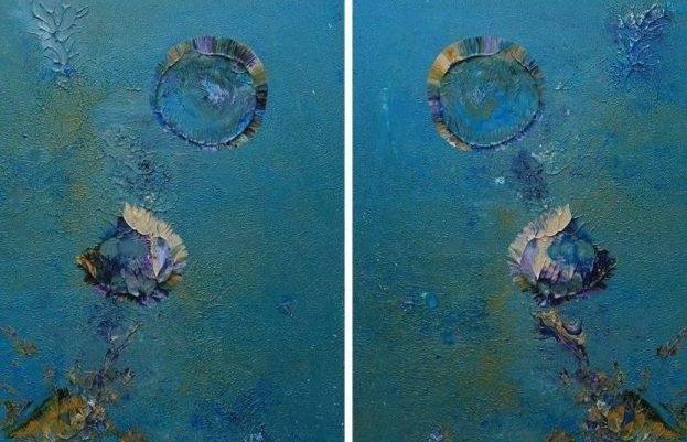 Mayra Original Acrylic Art Canvas Paintings