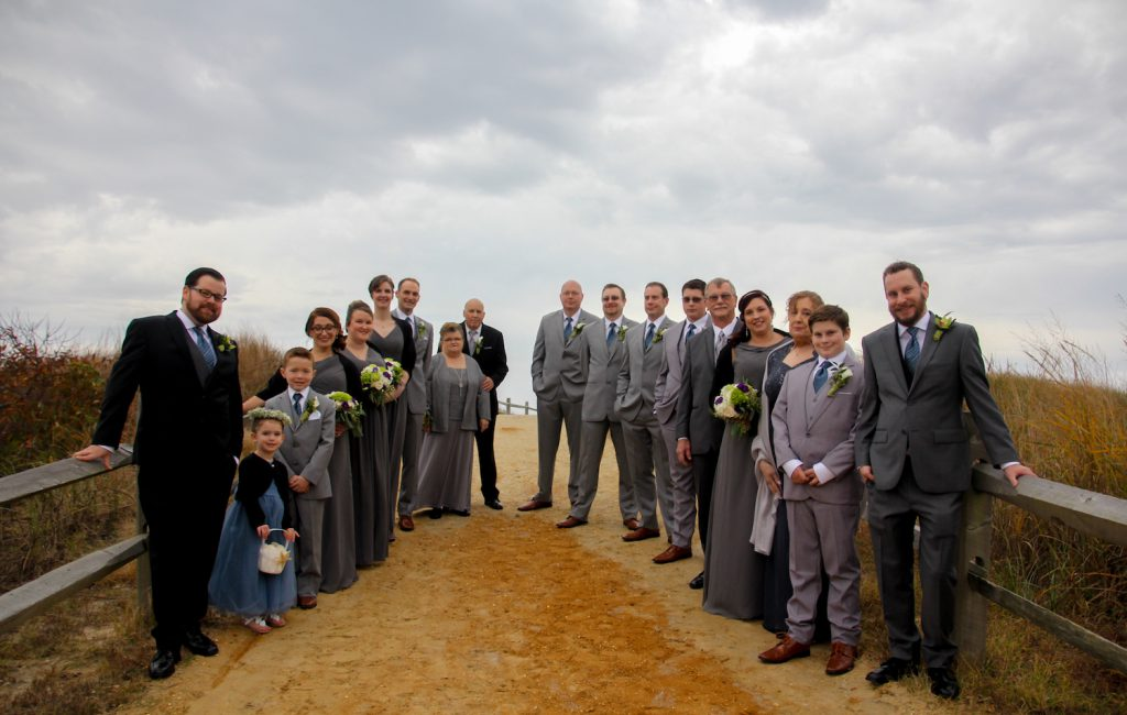 Michael & Christopher's Beach Wedding
